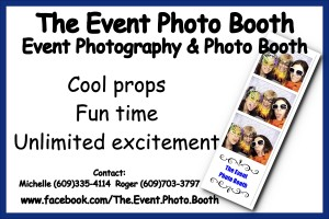 The Event Photo Booth, Special Events, Corporate, props, fun, photo strips, Photography By Exposure