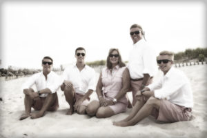 Beach Portrait Sessions, Family Portraits on Location; Studio Portriats